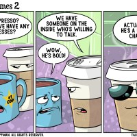 Coffee Crimes 2