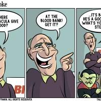 Dracula Joke