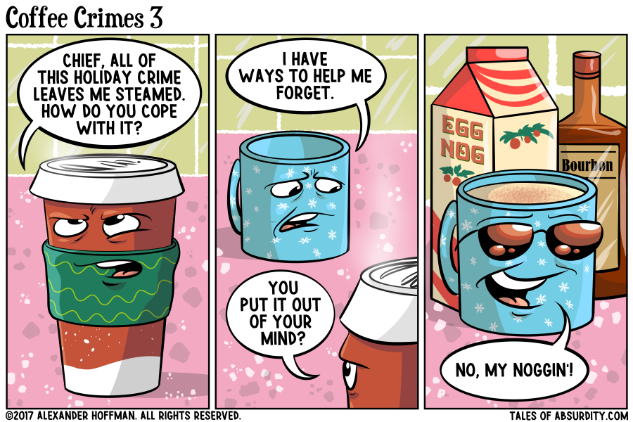 Coffee Crimes 3