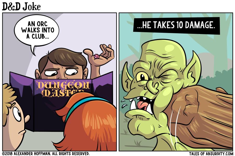 D&D Joke