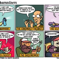 Types of Quaratiners