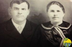 Julia Seigwart and Henry Sr. Schlothauer
