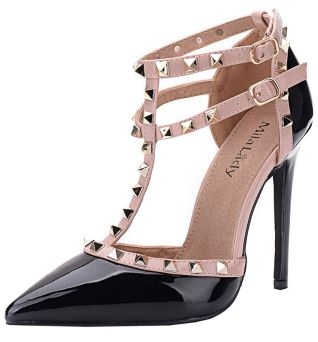 studded heel