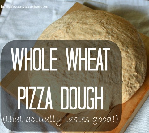wholewheatpizzadough