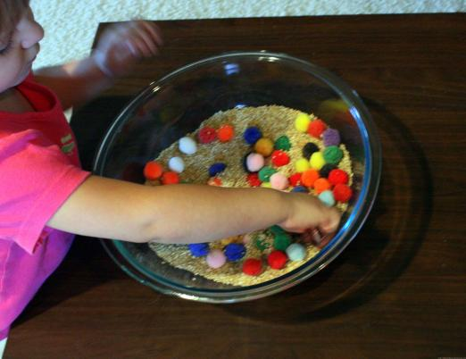 Oatmeal toddler activity2
