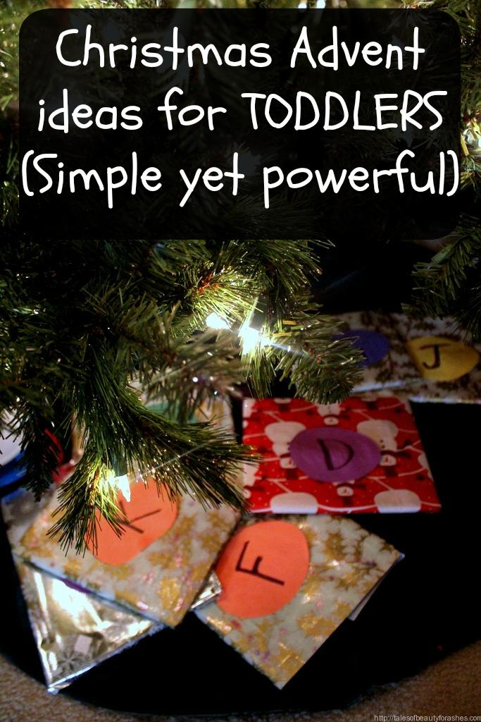 advent craft ideas advent ideas for toddlers tales of for 1025