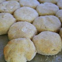 This biscuit recipe is AMAZING and it's healthier than your typical recipe!