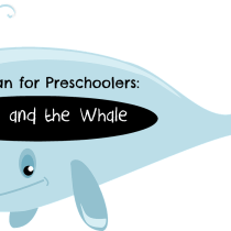 This is such a fun lesson to teach preschoolers about Jonah and the whale