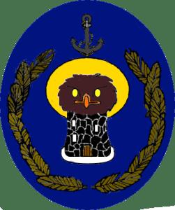Stemma Araldico del Faro Dei Falchi