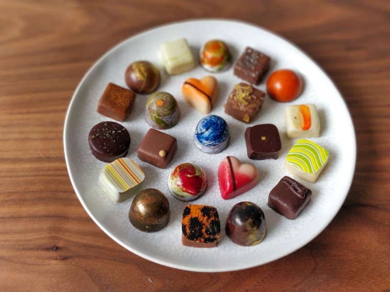 ChocolaDeCacaofabriek chocolate