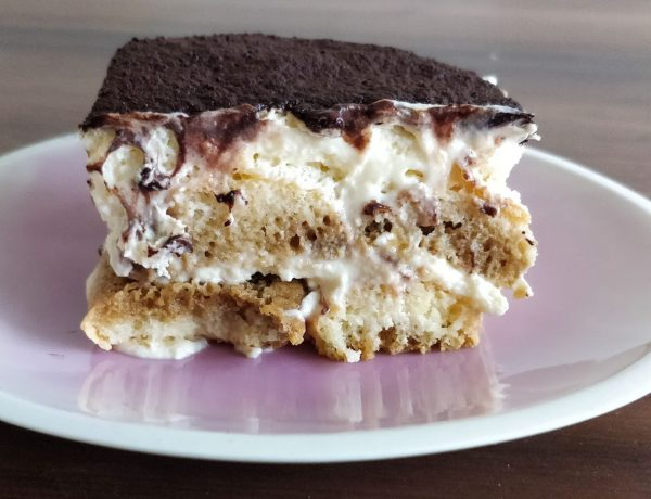 Home made tiramisu recipe