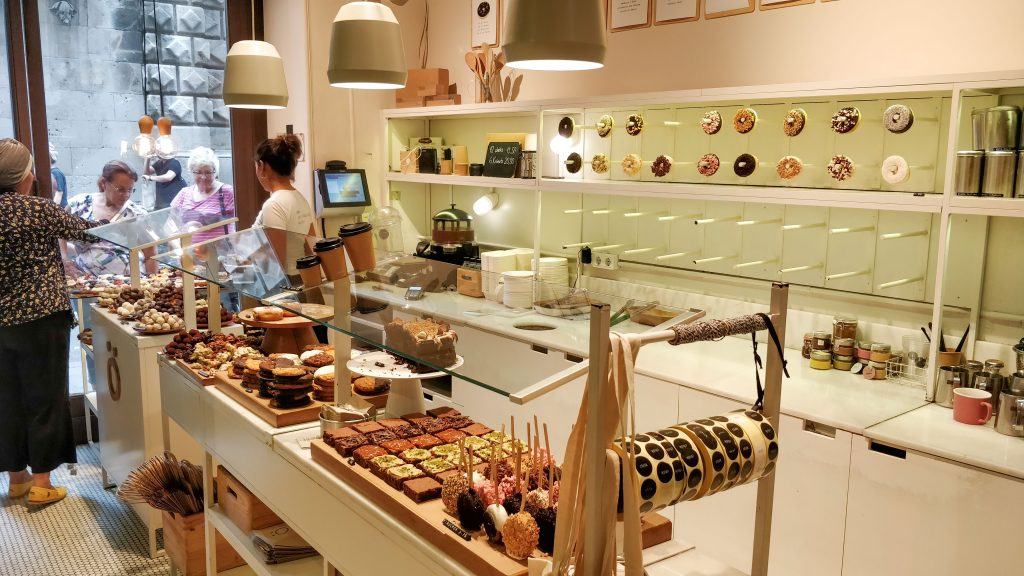 Chok Barcelona - The Chocolate Kitchen