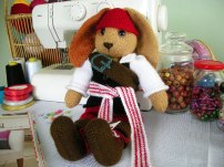 Hand-knitted-Pirate-Bunny4