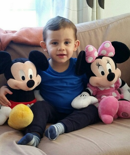 Notes to Little Man: Daddy Versus Mickey Mouse