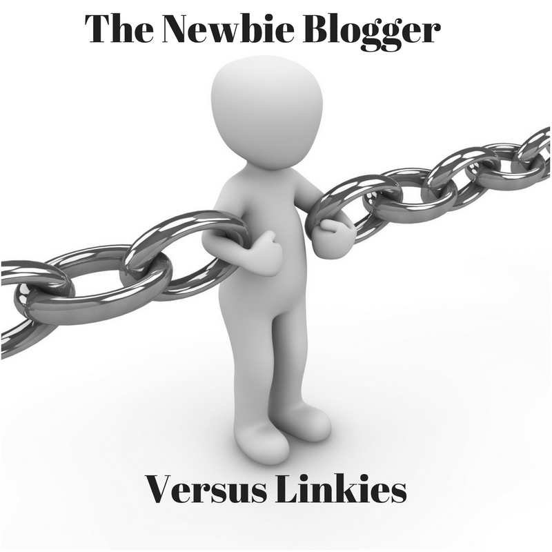 The Newbie Blogger Versus Linkies