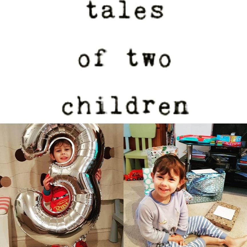 Notes to Little Man Little Man Turns Three