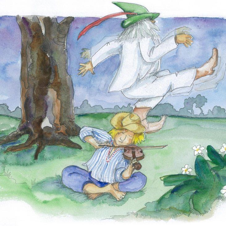 Hondidldo and the apple thief 3