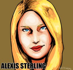 Alex Sterling by Krytikal