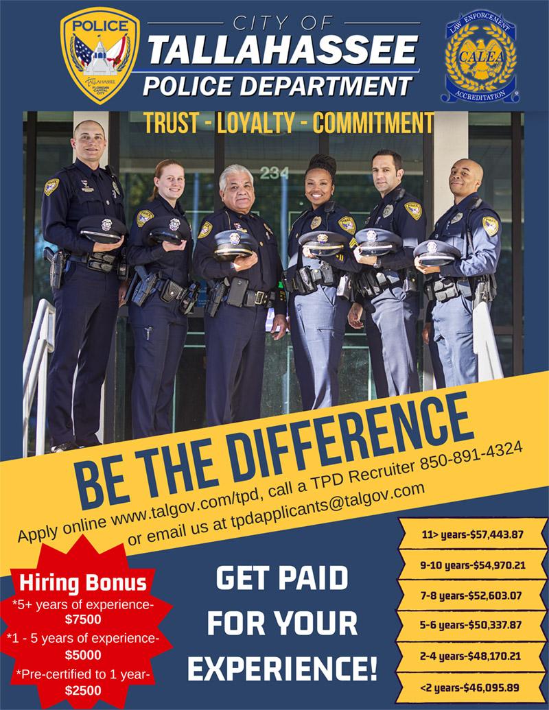 Florida Police Officer Salary