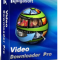 Bigasoft Video Downloader Pro 3.23.0.7610+Keys!