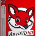 RedFox AnyDVD HD 8.1.7.1 v2017 + Patch ! [Latest]