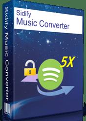 Sidify Music Converter 2.0.6+ Crack Full Version [Latest!]