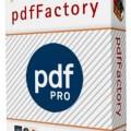 pdfFactory Pro 6.20 v2017 + Keys ! [Latest]