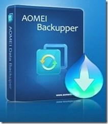 AOMEI Backupper 4