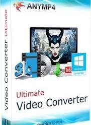 AnyMP4 Video Converter Ultimate 7.2.32 + Crack [Latest!]