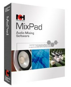 NCH MixPad Masters Edition 5