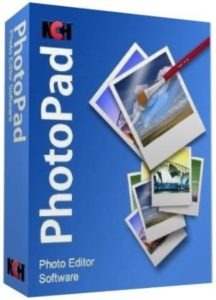 PhotoPad Image Editor 5 Full Version