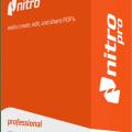 Nitro Pro 12.4.0.259 [x86/x64]+ Crack Is Here [Latest!]