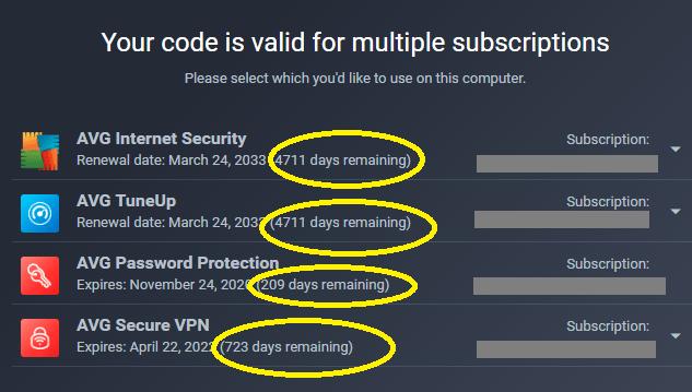 AVG Internet Security 20 Full