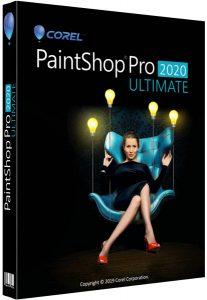 Corel PaintShop Pro 2020 Ultimate 22 Full