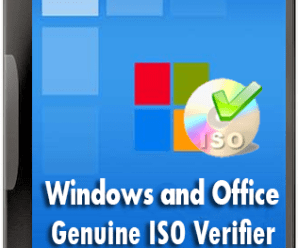 Windows and Office Genuine ISO Verifier 8.8.9.11 [Latest!]