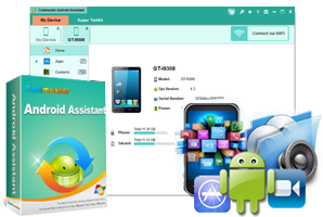 Coolmuster Android Assistant 4.3.538 + Crack !