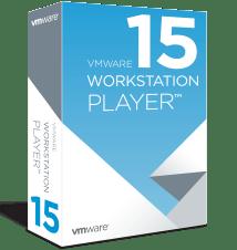 VMware Workstation Player 152019