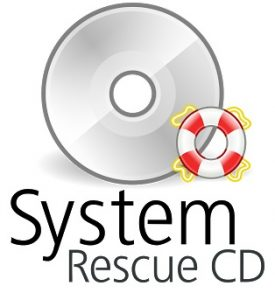 SystemRescueCd 6