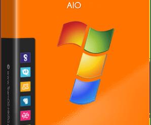 Windows 7 SP1 AIO 31in1 [x86/x64] April 2019 !