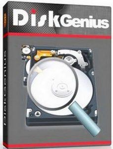 DiskGenius Professional 5