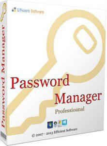 Efficient Password Manager Pro 5