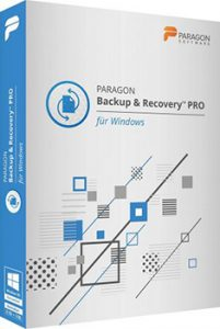 Paragon Backup & Recovery PRO 17 FULL