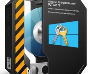 Windows 10 Digital License Ultimate 1.4 [Latest!]