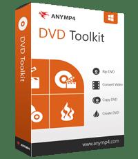 AnyMP4 DVD Toolkit 6 2019 full