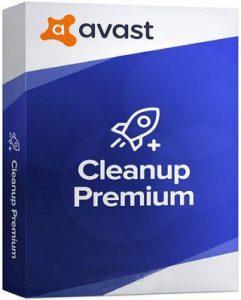 Avast Cleanup Premium 19 Full Version 2019