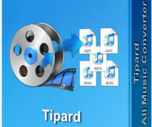 Tipard All Music Converter 9.2.16 + Crack !