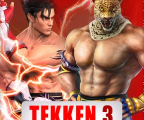 Tekken 3 PC Game Full Version Free Download [Latest!]