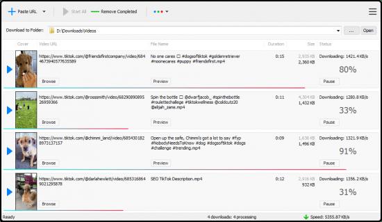 TikTok Downloader 3.1.1