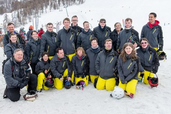 West Midlands Ski Team (Photo credit: Jeremy Nako, source Flickr)