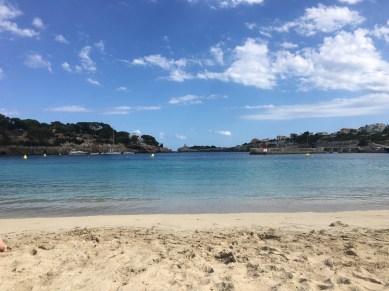 Town Beach, Porto Cristo (Photo credit: Talie Colbourne)